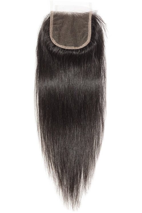 BRAZILIAN STRAIGHT 4X4 CLOSURE