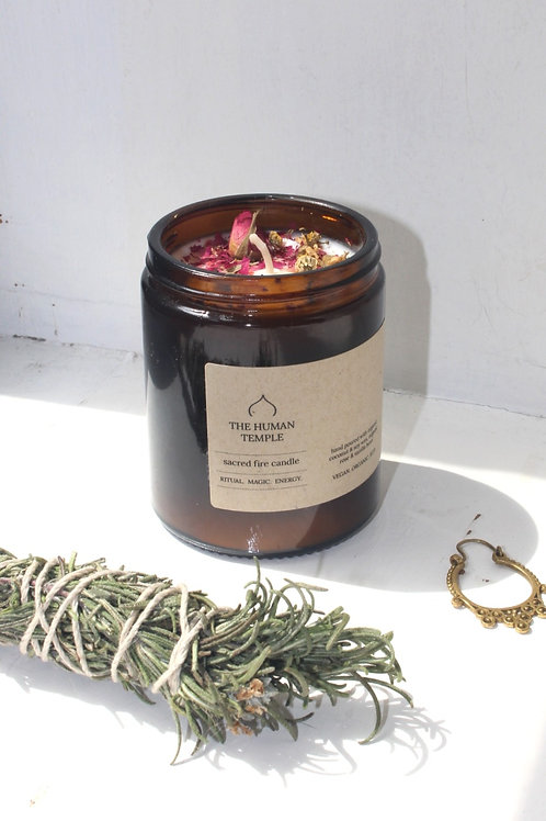 Sacred Fire Candle