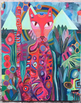 Pink Intrepid Ocelot