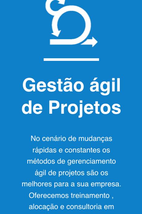 Gestão Ágil de Projetos