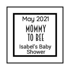7.6 Baby Shower - Gender Reveal