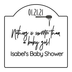 7.2 Baby Shower - Gender Reveal