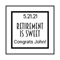 5.0 Retirement Label