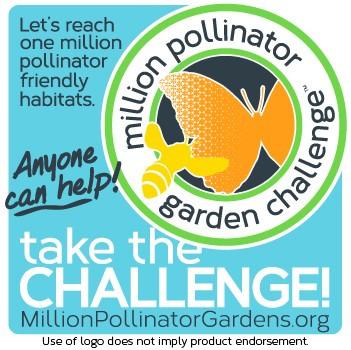 Milliion Pollinator Garden Challenge