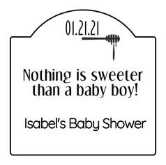7.3 Baby Shower - Gender Reveal