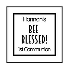 4.0 First Communion