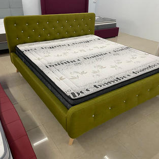Ліжко В505 + Матрац  Trampole Nuage