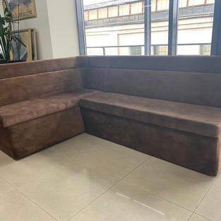 Кухонний кутовий диван «Оскар-2»