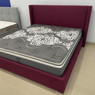 Ліжко  В507 +Матрац  Trampole Nuage