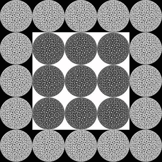 25 Balls Inverted