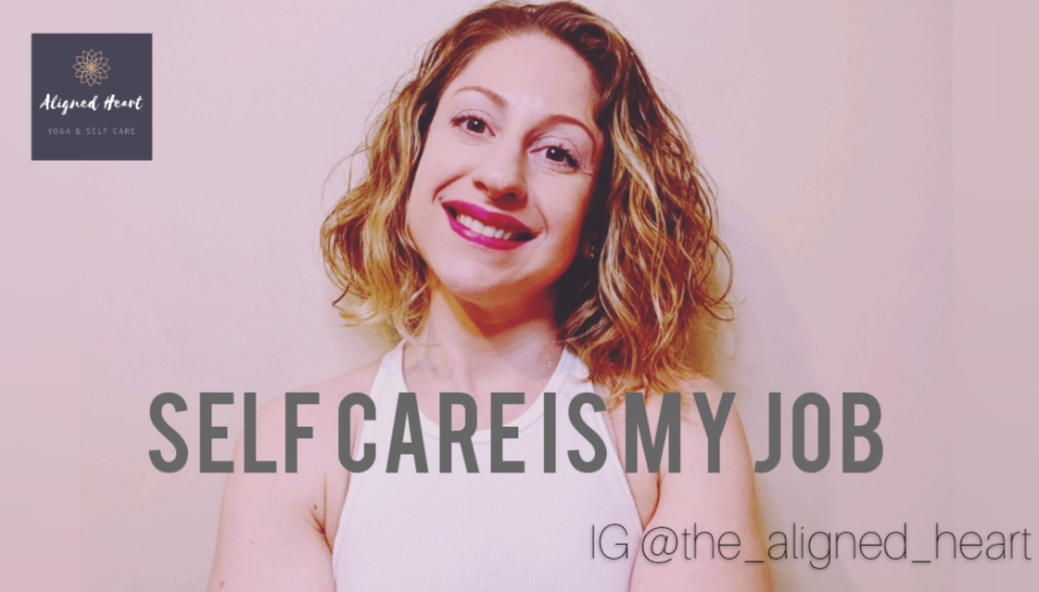 Self Care Is My Job Podcast Interview