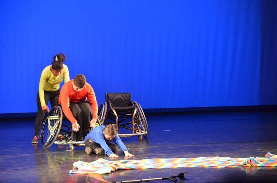 Dança Inclusiva