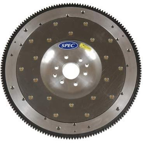 SPEC FLYWHEEL WITH REMOVABLE FRICTION PAD
