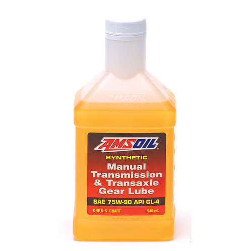 AMSOIL Manual Transmission and Gear Oil 75W-90