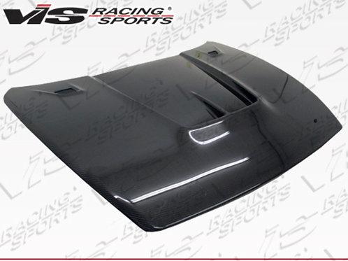 VIS Racing JS Carbon Fiber Hood