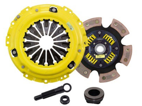 ACT HD/RACE SPRUNG 6 PAD CLUTCH KIT