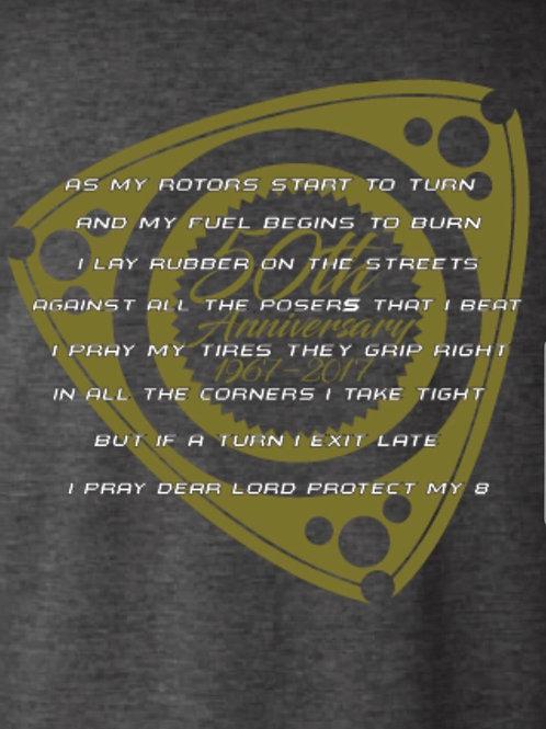 RX-8 Prayer T-Shirt