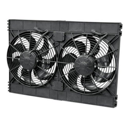 SPAL 3168 CFM 12in Dual High Performance Fans