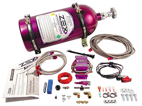 ZEX Wer Nitrous System Kit 55-75 HP Shot.