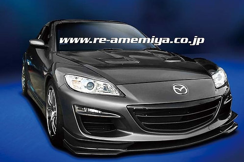 RE-Amemiya Front Lip 2009-2011 S2 RX8