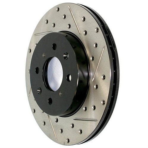 Stoptech Front D/S Rotors Pair 127.45071