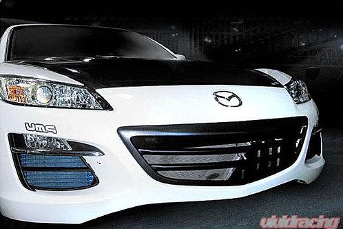 RE-Amemiya Carbon Fiber Front Grill RX8 (09-12)