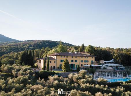 Malin & Mattias - Tuscany 2018