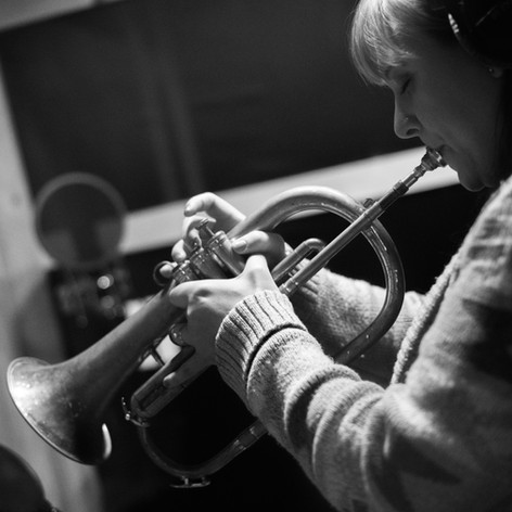 Flugelhorn - by BUTTER Photography