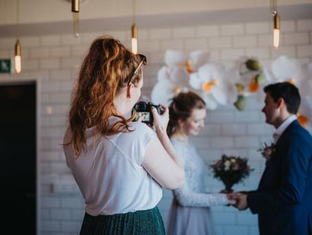 Videographer - Maria Broström