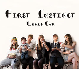 Leala Cyr - Album Cover - FIrst Instinct