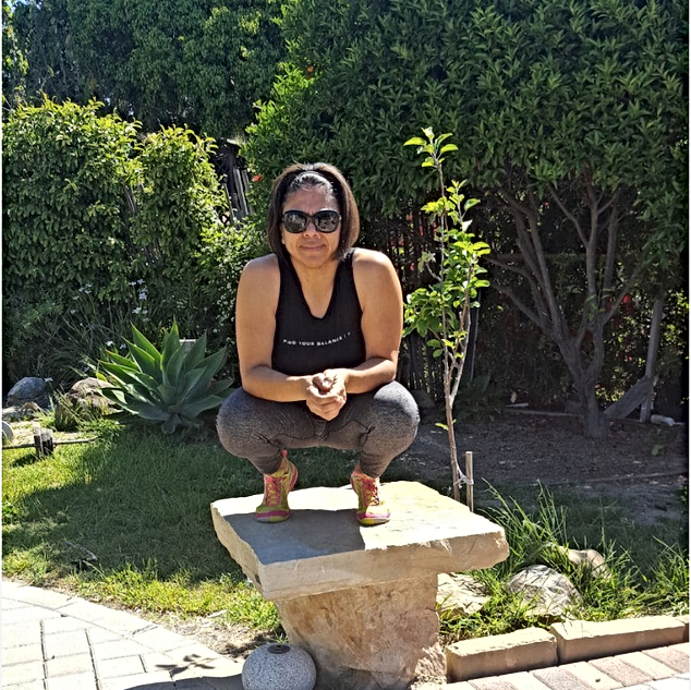 April 2017 JACQUELINE BERNAL