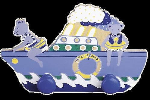 Porte-manteau bateau