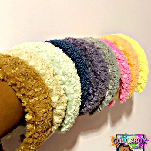 Sherpa Headbands
