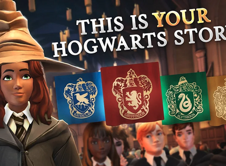 Disgruntled by Hogwarts Mystery