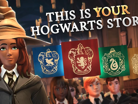 Disgruntled by Hogwarts Mystery
