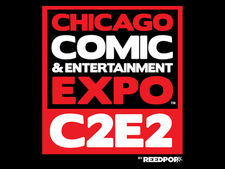 My First Time Attending C2E2