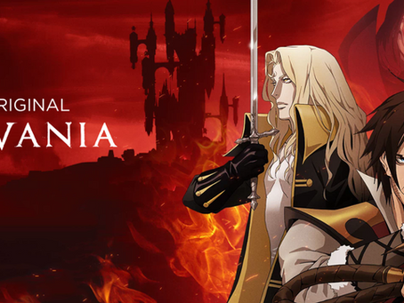 Castlevania an Unquenchable Thirst That Left Me Wanting More!