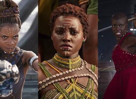 Why the Women of Black Panther Make Me Scream: Wakanda Forever!