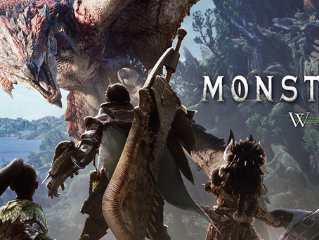 The Top Five Things I Like About Monster Hunter: World