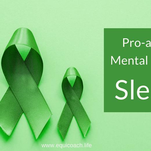 Proactive Mental Health