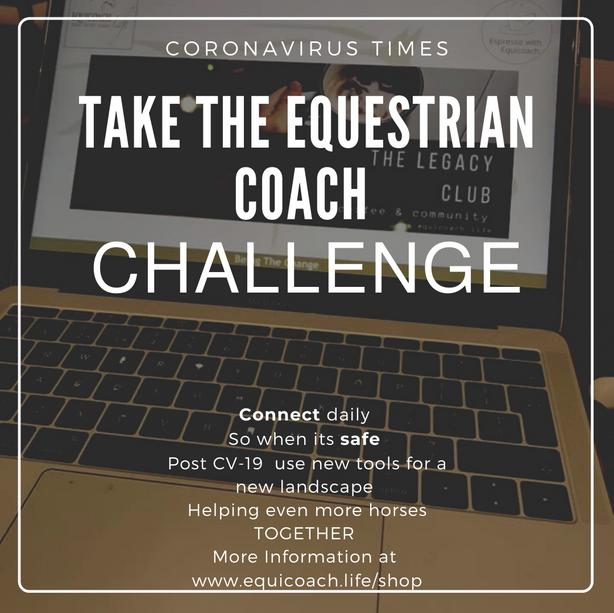 Equestrian Coach Challenge 2020
