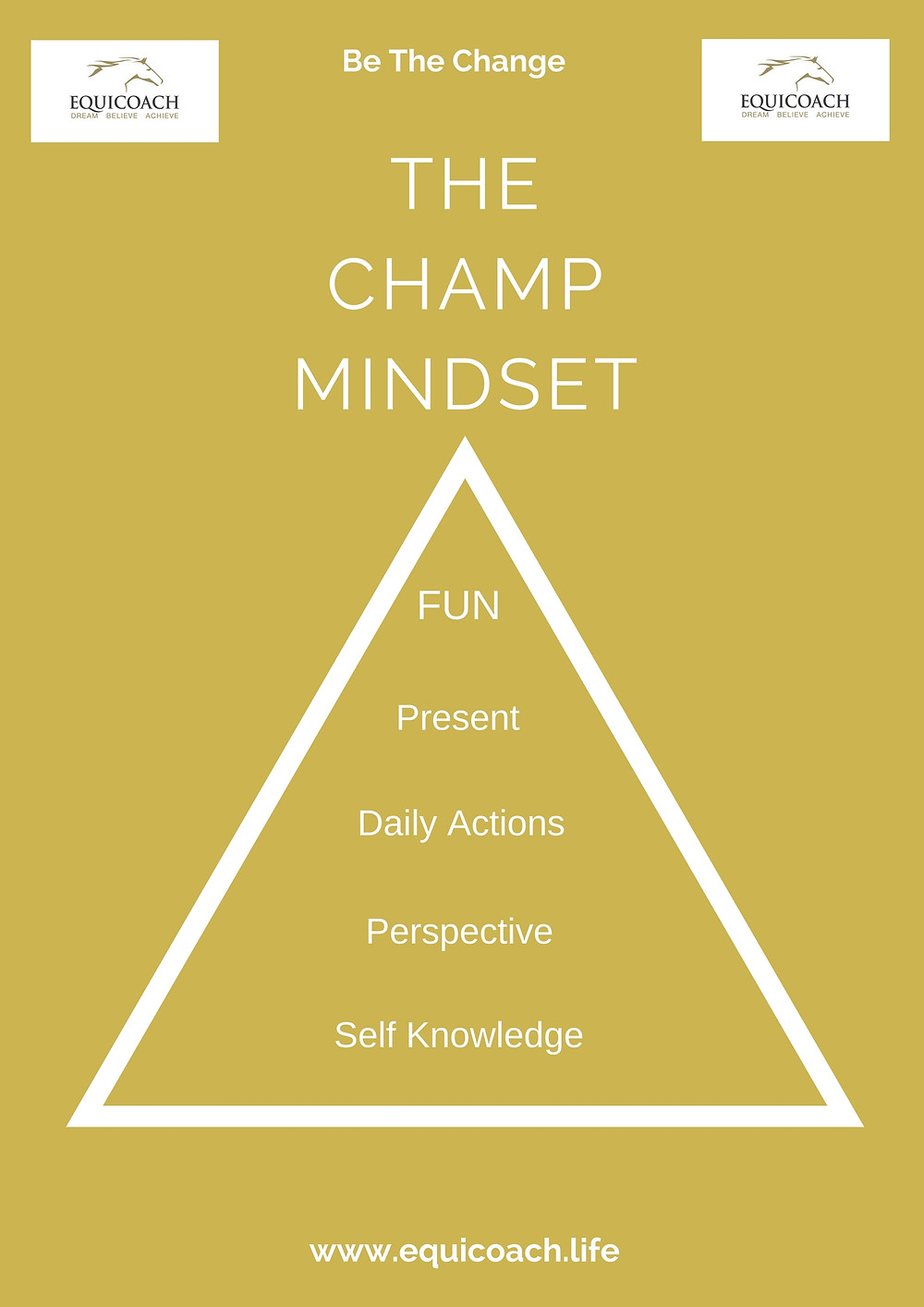 The Champ Mindset Model