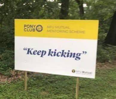 Keep Kicking