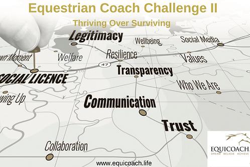 Equestrian Coach Challenge II