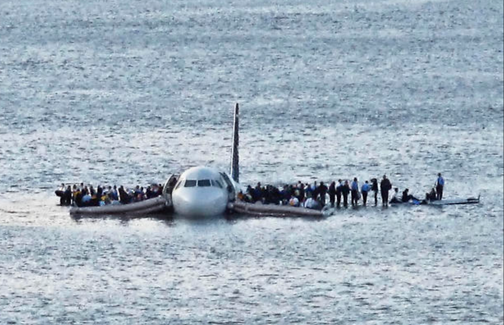 2009 Hudson River Plane Crash