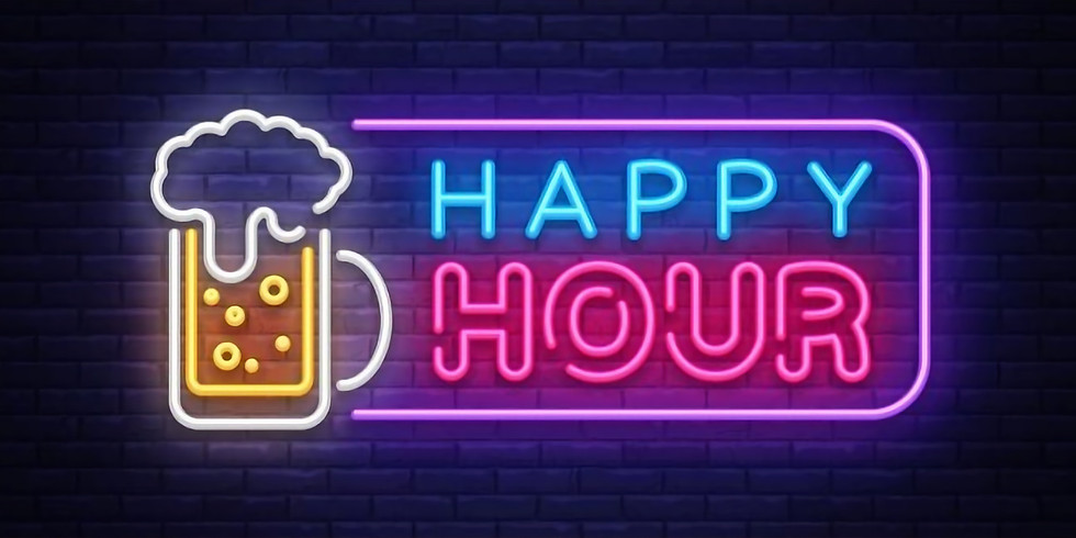 StartUPs United Happy Hour (Open To All Founders) - February Event