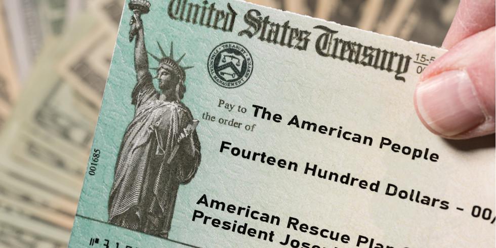 Lunch & Learn: American Rescue Plan Stimulus Funding 4 Entrepreneurs