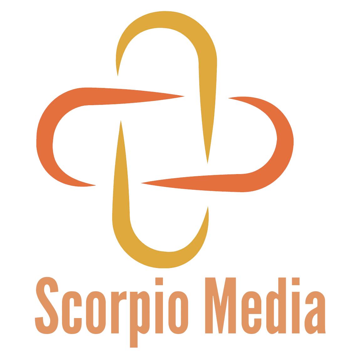Scorpio Media Group Brand