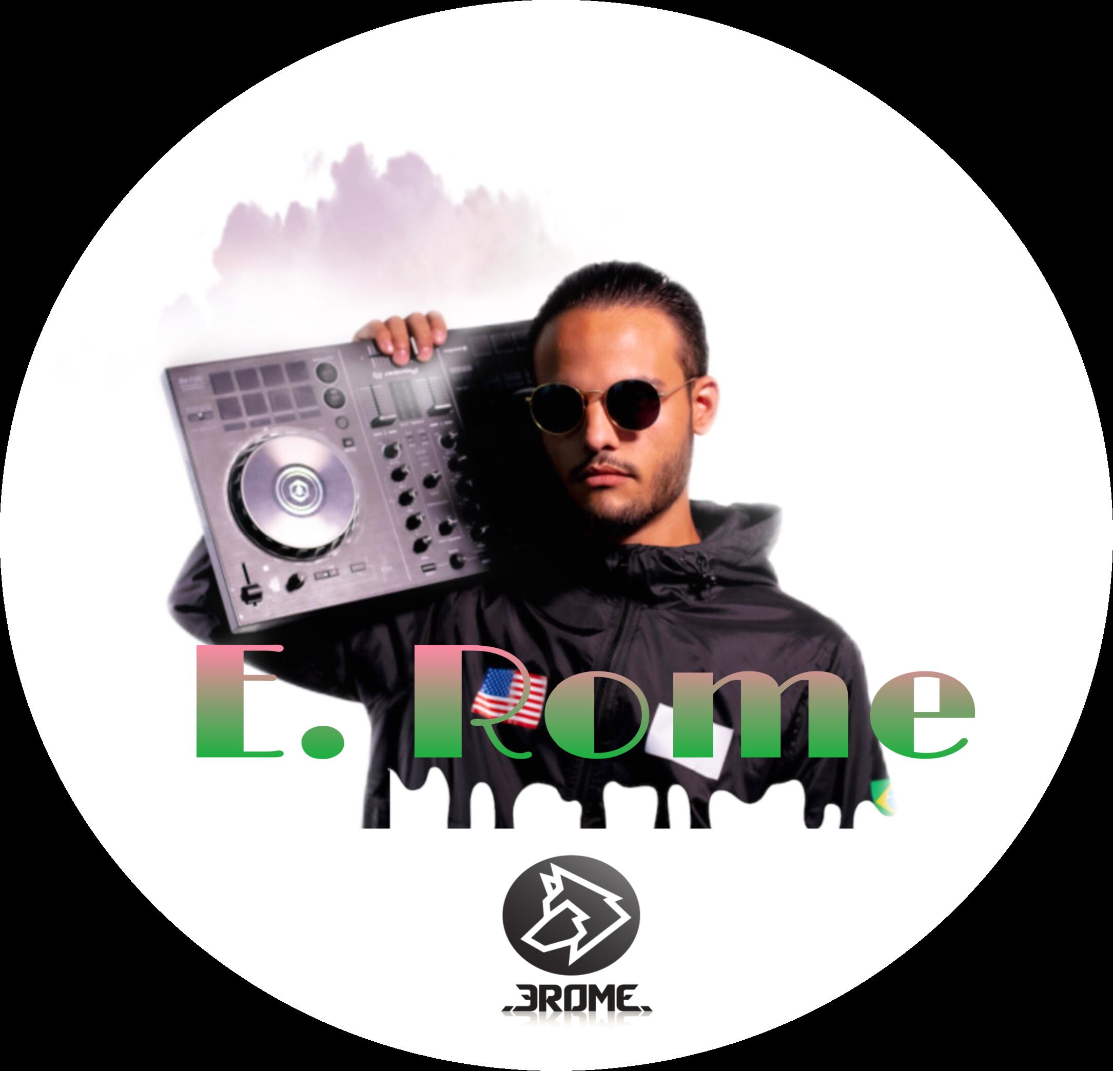 E. Rome Logo Icon