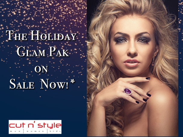 Holiday Glam Pak Special!